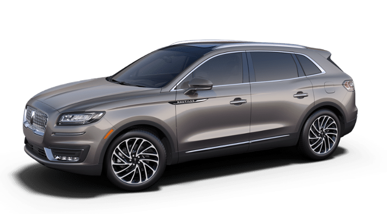 new 2019 Lincoln Nautilus Reserve Sport Utility for sale in yonkers